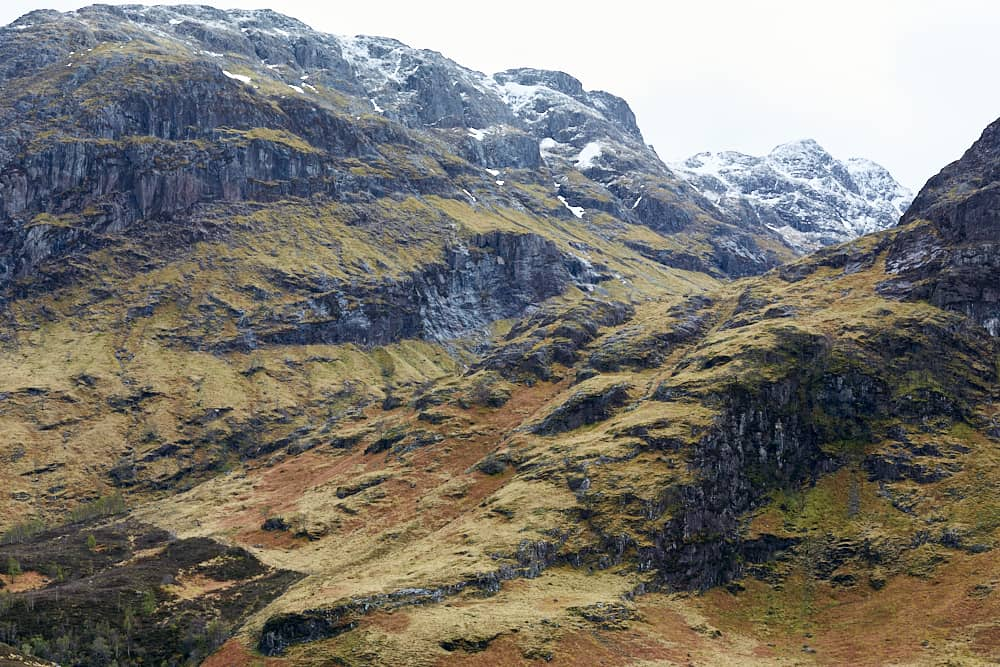Picture for Beinn Fhada, Glen Coe